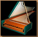 Picture of Grimaldi harpsichord